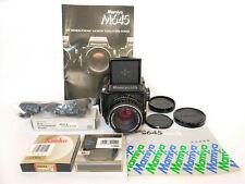 [N Mint] Mamiya M645 1000S Mittelformat Kamera Sekor C 80mm f2.8 Objektiv Japan