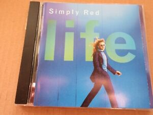 [CD]  SIMPLY RED– Life