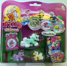 Simba Filly Einhorn Familie Baby Pferdchen Welt mit Swarovski Elements 3 Samm...
