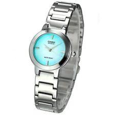 Casio LTP1191A-3C Women's Standard Stainless Steel Green MOP Dial Analog Watch