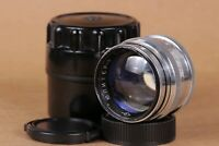 ⭐ Jupiter ⭐ JUPITER-3 50mm f/1.5 Lens M39 Zorki FED Leica 35mm RF camera 50/1.5