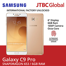 New Samsung Galaxy C9 Pro C9000 6 Inch 6GB Ram 64GB 16MP Factory Unlocked Phone