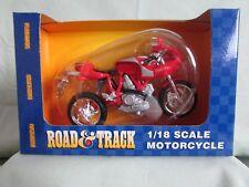 Maisto 1/18 Ducati MH 900 E Diecast Motorcycle