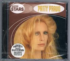 PATTY PRAVO SUPER STARS  CD F.C SIGILLATO!!!
