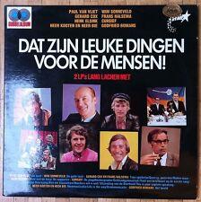 Various Artists DAT zijn leuke cosas voor de universitarios! 2-lp/foc/Dutch