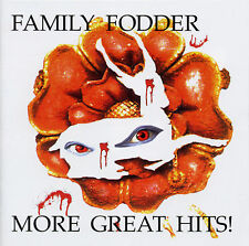 FAMILY FODDER 'More Great Hits!' 2xCD best of anthology Debbie Harry sealed
