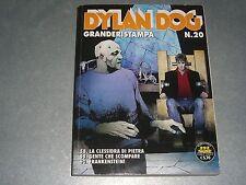 DYLAN DOG N.20 GRANDERISTAMPA (58/59/60) - BUONO