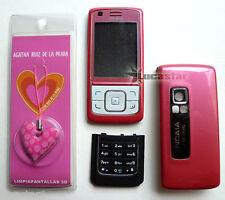 Carcasa para Nokia 6288 Fucksia + COLGANTE