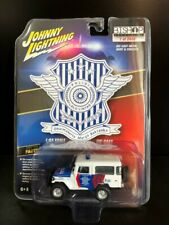 Johnny Lightning Toyota Land Cruiser FJ40 Indonesia Police BISHOP Exclusives