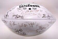 OJ Simpson Tim Brown Jim Plunkett 30+ Heisman Winner Signed Autographed Football