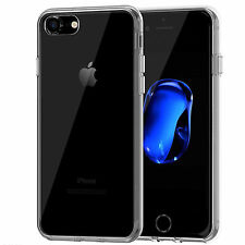 Funda Carcasa Transparente Ultrafina Tpu Gel Silicona Para Iphone 7 4,7""