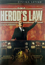 Herod's Law; La Ley De Herodes (DVD, 2004, Cinema Latino Wave 2)