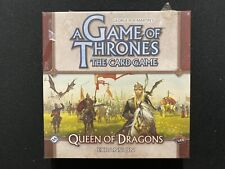A Game of Thrones The Card Game Queen of Dragons Expansion Box - Factory Sealed