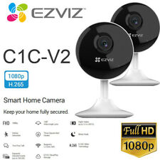 EZVIZ 2x Security Camera WIFI 1080P Night Vision 2-Way Audio C1C-V2 H.265