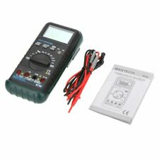 Mastech My68 Auto Range Digital Multimeter Dmm Withcapacitance Frequencyamphfe Test