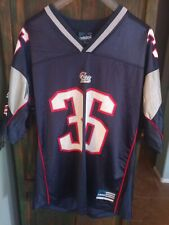 Vintage NFL Adidas New England Patriots Lawyer Milloy Jersey Blue Mens Large Law