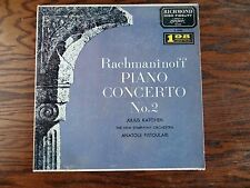 Rachmaninoff Piano Concerto No. 2 In C Minor (Op. 18) (Richmond B 19009)