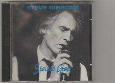 Steve Gibbons- Stained Glass UK cd album