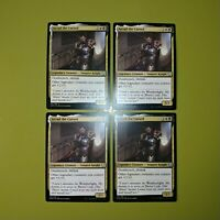 Arvad the Cursed x4 Dominaria 4x Playset Magic the Gathering MTG