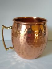Hammered Copper Mug Moscow Mule Cup