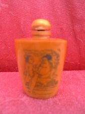 alte Snuff - Bottle__erotische Darstellungen__China__Richflasche__beschnitzt__ !