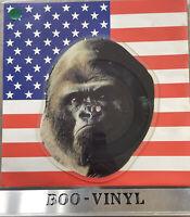 "Skid Row - Monkey Business 7"" Shaped Picture Disc Vinyl Inc Plinth EX / EX"