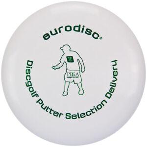 NG - Eurodisc Discgolf PUTTER Selection - WEISS - Frisbee für Discgolfsport