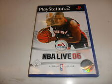 PlayStation 2 PS 2 NBA Live 06