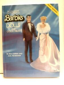 THE COLLECTOR'S ENCYCLOPEDIA OF BARBIE DOLLS - 1996 - VERY GOOD CONDITION