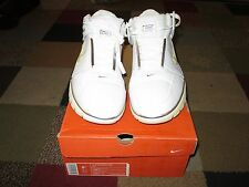 NIKE LEBRON Air Zoom Generation Low 2004 WHITE SILVER Mens 9.5 i 1