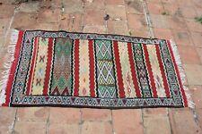 Ancien tapis berbère.
