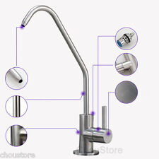 Stainless Steel Faucet Drinking Kitchen Sink Pure Water Filter Water Tap 95