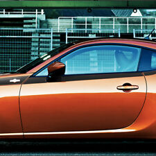 Toyota GT86 side stripes carbon decal door panel 3D Carbon graphics