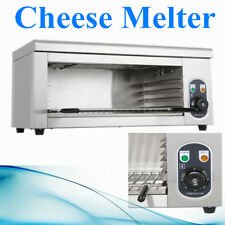 DIY Cheese Melter Machine Cheesemelter Broiler Equipment 2000W/110V Kitchen Tool