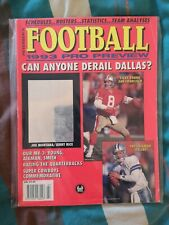 Petersens Pro Nfl Football Preview 1993