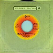 "7"" FREDDY FENDER Wasted Days And Nights / Love My Rancho Grande ABC Tex-Mex 1975"
