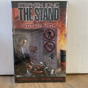 The Stand Captain Trips HC (2009 Marvel) By Stephen King #1B, sealed NM LOOK!!