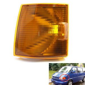 Left Turn Signal Side Corner Lamp Light Amber for 1990-2004 VW Transporter T4 BJ