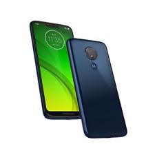 New listing Motorola Moto G7 Power - 32Gb Unlocked Marine Blue