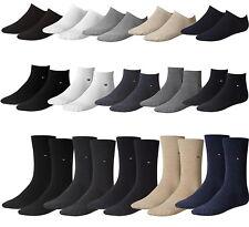 4 6 8 12 Paar Tommy Hilfiger Classic Socken Sneaker Quarter Strümpfe Business