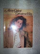 Amy Grant Greatest Hits songbook piano vocal guitar 1988 Tennessee Christmas