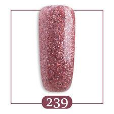 RS NAIL UV Gel Nail Polish LED Soak Off Hybrid Manicure All Glitter Colors NEW