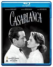 CASABLANCA : 70th Anniversary Edition -  Blu Ray - Sealed Region free