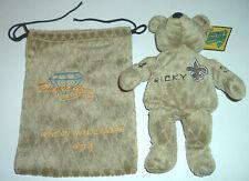 Diamond Collection Teddy Bear Plush Doll RICKY WILLIAMS Football #34 NFL