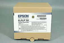 OEM EPSON ELPLP50 Projector Lamp Genuine For Epson EB-84 EB-84e EB-84he