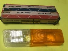 Nissan Datsun 510 1600 Right Turn Signal Light Lens 26121-21400 Genuine NOS