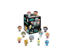 Pint Size Heroes Rick and Morty Mini Figure Case of 24 By Funko Retail #26208