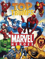 (Good)-Marvel Heroes (Top Trumps) (Paperback)-Tom O'Malley-1844254771