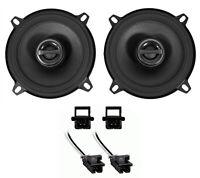 Alpine S Rear Factory Speaker Replacement Kit For 2003-2005 Dodge Ram 2500/3500