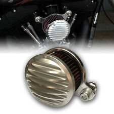 Air Cleaner Intake Filter System Kit for Harley sportster XL 883 1200 1988-2015